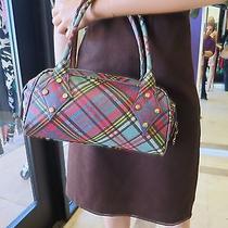 Vivienne Westwood Satchel (Signature High End Resistant Materials) Retail700 Photo