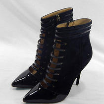 Vivienne Westwood Strappy Women's Black Boot 9 M Photo
