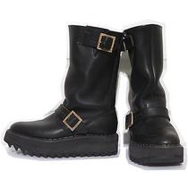 Vivienne Westwood Vintage Engineer Boots Uk5 Photo