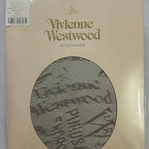 Vivienne Westwood Women Panty Stocking Pantyhose Made in Japan Size M-L Photo