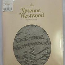 Vivienne Westwood Women Panty Stocking Pantyhose Made in Japan Size M-L Photo