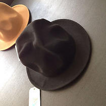 Vivienne Westwood Worlds End Mountain Buffalo Hat Pharrell Black Happy New Photo