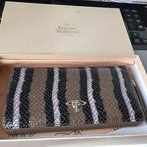 Vivienne Westwood Zip Round Wallet Photo