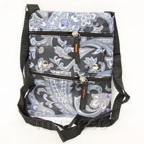 Vogue Black Blue Zipper Handbag Bag Shoulder Bag Purses T607a10e5 Photo