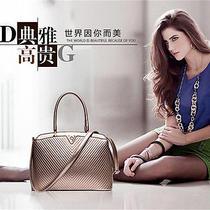 Vogue Lady Satchel v 3pc Shoulder Messenger Tote Faux Leather Hobo Messenger Bag Photo