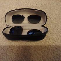 Vogue Sunglasses Vo2729-S Black and Gray Lens///tiffany Sunglasses Tf4086-H Lens Photo