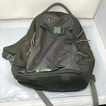 Volcom Backpack Bag School Traveling Pre Owned Photo