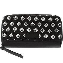 Volcom Black Cruz Womens Wallet Photo