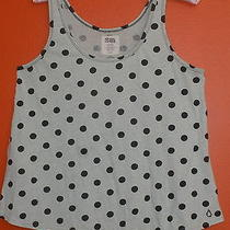 Volcom Black Dots Green Tank Top Photo