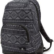 Volcom Black Schoolyard Womens Backpack Photo