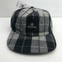 Volcom Flannel Hat Nwt Photo