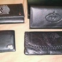 Volcom/fox & Other Lot of 4 Wallet Photo