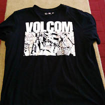 Volcom Graphic T Shirt Xl Photo