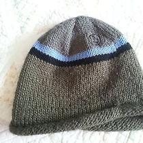 Volcom Hat Gray Knit Photo