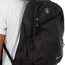 Volcom Heather Black Substrate Backpack Photo