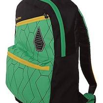 Volcom Lime Creature Kids Backpack Photo