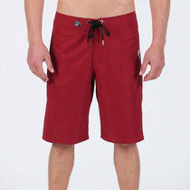 Volcom - Mens Maguro Solid Boardshorts Photo