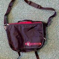 Volcom Messenger Bag Surf Shop Brand Tote Photo