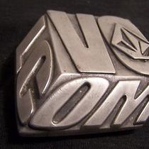 Volcom Metal Belt Buckle  Photo