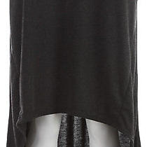 Volcom My Favorite Middy Skirt Charcoal Womens Sz L Photo