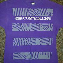 Volcom (Purple) Ss Surf T-Shirt (Med) Photo