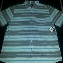 Volcom Slim Fit Xxl Mens Shirt Photo