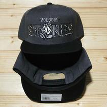 Volcom Snapback Original Hat Cap  Photo