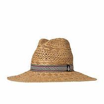 Volcom Stone Tramp Straw Mens Headwear Hat - Natural All Sizes Photo