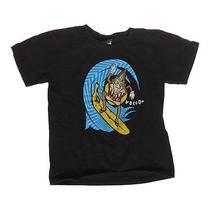 Volcom Surfing Monkey T-Shirt Size 8 Photo