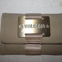 Volcom Wallet--Beige-- Photo