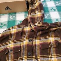 Volcom Workwear Boys Long Sleeve Shirt Size Xl Photo