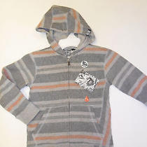 Volcom Youth Easy Basic Jacket Heather Gray M/5 Nwt Photo