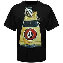 Volcom Youth Pure Fun Car T-Shirt - Black - Yth L Photo