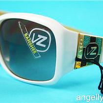 Von Zipper  Banshee White  Ladies Mens Sunglasses New in Box  Rrp. 179. Photo