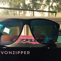 Von Zipper Cletus Limited Frosteez Sunglasses Like New. Made in Italy Photo