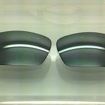 Von Zipper Clutch Custom Replacement Lenses Grey W/ Silver Mirror Non-Polar New Photo
