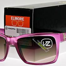 Von Zipper Elmore B4bc Sunglasses Crystal Pink  Gradient Smrfaelm-Pkg Photo