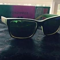 Von Zipper Elmore Limited Frosteez Sunglasses Like New. Made in Italy Photo