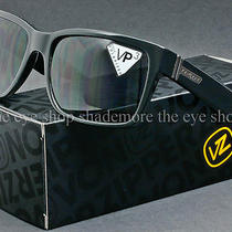 Von Zipper Elmore Polarized Sunglasses Gloss Black Grey Poly Polar Smpfjelm-Bpp Photo