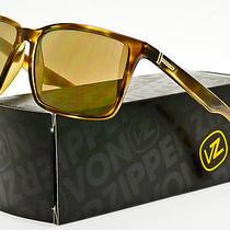 Von Zipper Lesmore Sunglasses Tortoise Gloss / Gold Glo Smrf5les-Trg Photo
