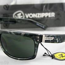 Von Zipper Mens Mod Con Sunglasses Urban Gorilla Onix/ Grey (Ugx) Camouflag  New Photo