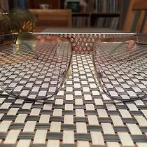 Von Zipper Skitch Chrome/ Grey Sunglasses Limited Edition Aviator  Photo