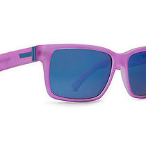 Von Zipper Spaceglaze Elmore Sunglasses Slurple  Quasar Purple Glo Smrfaelm-Pur Photo