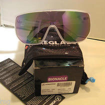 Von Zipper  Sunglasses Bionacle Ice Meteor Glo Spaceglaze Limite Edition Sim Photo