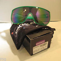 Von Zipper  Sunglasses Bionacle Mint / Meteor Glo Spaceglaze Limited Edition Mnt Photo
