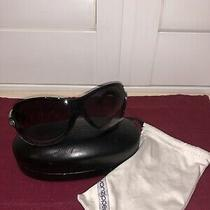 Von Zipper Sunglasses Unisex Black W/case-Preowned Photo