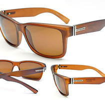 Vonzipper Elmore- Clear Brown Frames / Brown  Lens  Photo