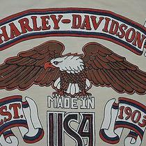 Vtg 1978 Harley Davidson Smith Brothers Jersey T Shirt Small/med Minnesota 1809 Photo