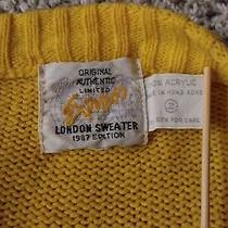 Vtg 80's Original Authentic Limited Express Size 2 London Sweater 1987 Edition  Photo