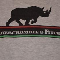 Vtg 80s Champion Abercrombie  Fitch Sweat Shirt Sweatshirt Tag Large Usa Made Photo
